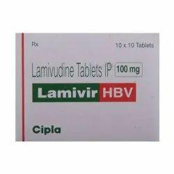 Lamivudine Tablets IP 100mg