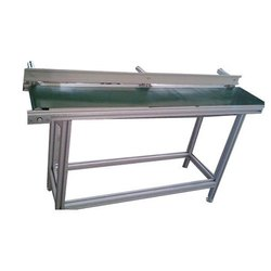 Polished SS Work Table, For In workshop