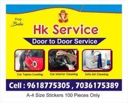 Car Interior Cleaning, in Telangana,Hyderabad, Door To Door service