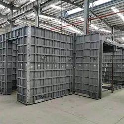Aluminium Formwork Refurbishment Services