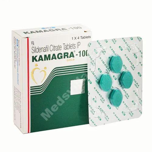 Kamagra 100 Mg, Prescription, Erectile Dysfunction, Rs 150 /strip   ID:  23010444297