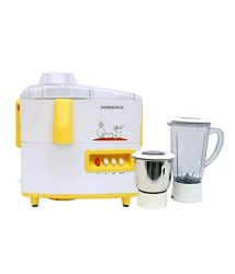 Powerteck 750 Watt Domestic Juicer Mixer Grinder, For Kitchen, Capacity: 2 Jars