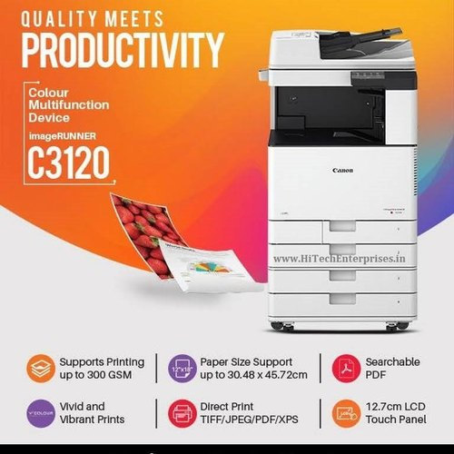 Canon IR C3120 A3 Size Colour Digital Photocopier Machine