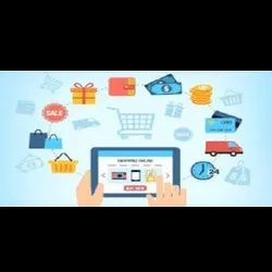 Cms Base PHP E Commerce Website Development Service, 20 Working Day's, 21 July 2018