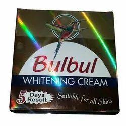 Bulbul Whitening Cream