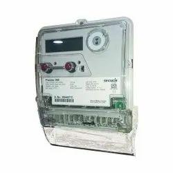 2 D Slots Three Dlms Energy Meter, For Industrial, 110V