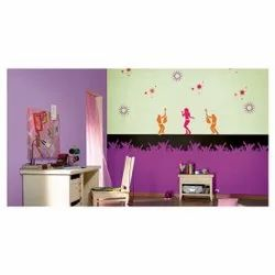Asian Paints Princess Of Pop Glow Themes, For Roller, Packaging Type: Bucket