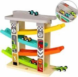 Wooden Ramp Racer