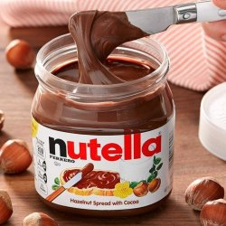 Nutella 380g Hazelnut Spread with Cocoa