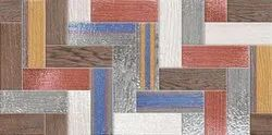 Square Designer Ceramic Wall Tiles, Size: 300x300mm, Thickness: 14mm