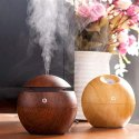Brown Wooden Humidifier