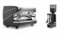 Nuova Simonelli 2 GR Coffee Machine With Grinder