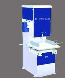 W Cut And U Cut Punching Machine With Die Set (105 Mm To 225 Mm)