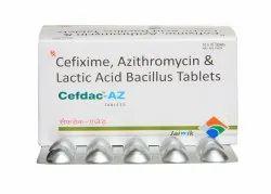 Cefdac-AZ Tablets