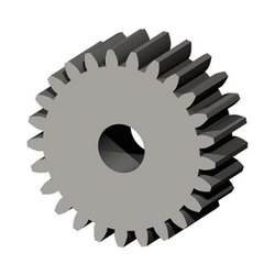 23 Mm Polished Industrial Spur Gear, Packaging Type: Carton Box