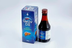 Geliv-DS Herbal Liver Tonic
