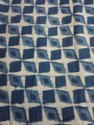 Hand Block Printed Indigo Cotton Fabric