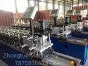 Algeria 70mm Roller Shutter Slat Door Roll Forming Machine