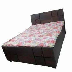 Royal Furniture Modern Designer Wooden Double Bed, For Bedroom, Size: 8x4 Feet