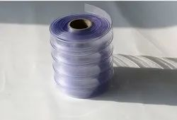 Double Ribbed PVC Curtain Strip Roll