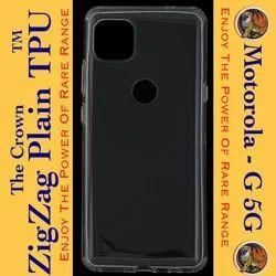 Motorola G5G Transparent Mobile Back Cover