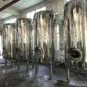 Mild Steel Acid Storage Tanks