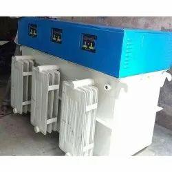 200 KVA Three Phase Servo Controlled Voltage Stabilizer