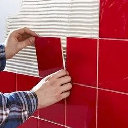 Residential Building Tile Fixing Service, Area: Jaipur