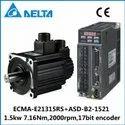 Delta Servo ASD-B2 Series Motor & Driver