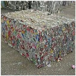 Recyclable Aluminum UBC Scrap, For Melting