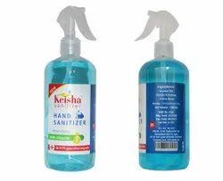 Hand Sanitizer Liquid 500 ML