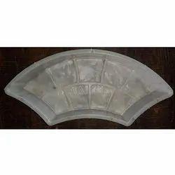 Arch Silicone Plastic Paver Mould