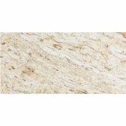 Lvory Brown Granite Slab