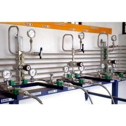 Panel Build STAINLESS STEEL High Pressure Gas Pipeline Work, in AHMEDABAD