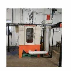 Saini Electrical Aluminium Powder Coating Booth, Fully Undershot Type, Automation Grade: Automatic