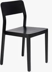Black Color Wooden Dining Chair
