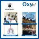 OxyKit Portable Medical Oxygen Cylinders (330 LITERS)