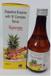 Digestive Enzyme With B Complex Syrup
