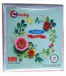 Premium Paper Napkin, Packet