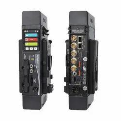 Pocket Sized Video Uplink System