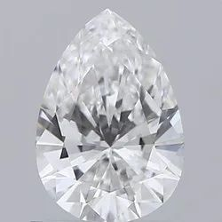 0.71ct Pear D VS1 GIA Certified Natural Diamond
