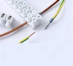 Plastic & Strip Connector 12 way