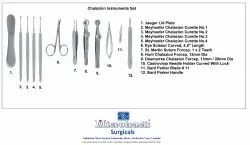 Chalazion Ophthalmic Surgical Instruments Set