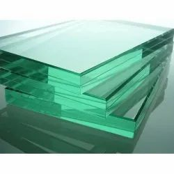 Green 5 Mm Laminated Glass