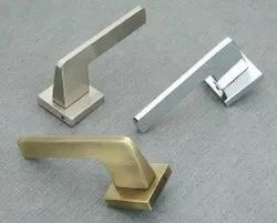 Pure Customised Quality Brass Mortise Door Handle-16