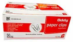 Oddy Paper Clips
