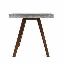 Top - 600mm X 450mm Concrete Centre Table