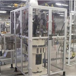 Mild Steel Machine Guard Mesh, For Industrial
