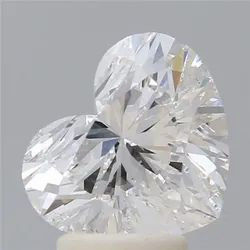 Heart Cut 3.10 GIA Certified Natural Diamond
