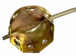 APT Round Mild Steel Fan Box
